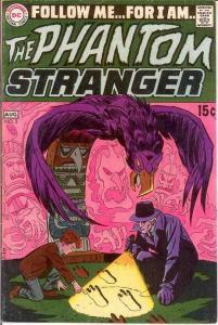 PHANTOM STRANGER 2 F-VF  August 1969 COMICS BOOK