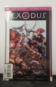Dark Avengers/Uncanny X-Men: Exodus #1 (2009)