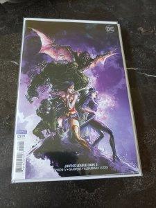 Justice League Dark #5 Variant Comic Book 2018