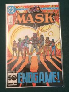 MASK #4 END GAME!