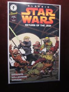 Classic Star Wars Return of the Jedi #2 - 7.0 - 1994