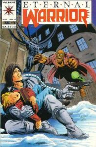Eternal Warrior (1992 series) #10, VF+ (Stock photo)