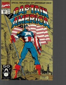 Captain America #383 (Marvel, 1991) NM