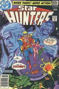 Star Hunters #7 FN; DC | save on shipping - details inside