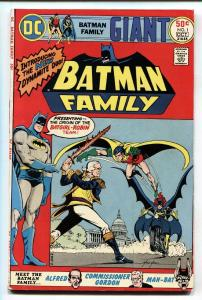 Batman Family #1 1975-DC Giant Comic-BATGIRL-NEAL ADAMS fn