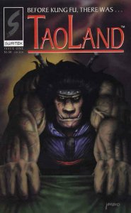 TAOLAND #1, VF/NM, Jeff Amano, Kung Fu, Martial Arts, 1994, more indies in store