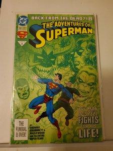Superman #500 (1993)