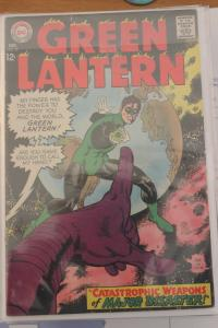 Green Lantern 57 FN