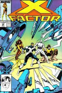 X-Factor (1986 series) #28, NM- (Stock photo)
