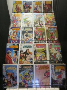 ARCHER & ARMSTRONG (1992 VALIANT) 0-26  COMPLETE BWSmih