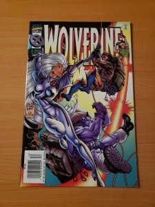 Wolverine #96 ~ NEAR MINT NM ~ (1995, Marvel Comics)