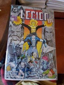 L.E.G.I.O.N. Annual #2 (1991)
