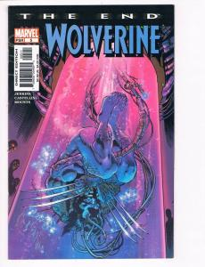 Wolverine The End # 5 NM Marvel Comic Book Logan Cyclops Storm X-Men S80