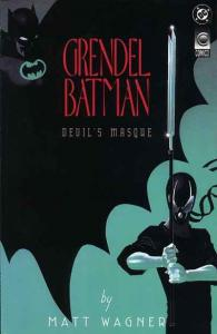 Batman/Grendel (1993 series) #2, NM (Stock photo)