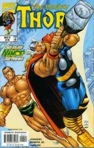 Thor (Vol. 2) #4 VF/NM; Marvel   save on shipping - details inside