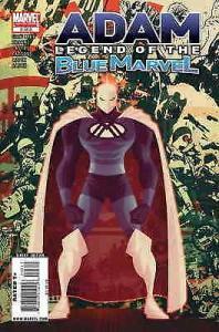 Adam: Legend of the Blue Marvel #3 FN; Marvel | save on shipping - details insid