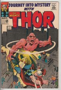 Journey into Mystery #121 (Sep-65) NM- High-Grade Thor