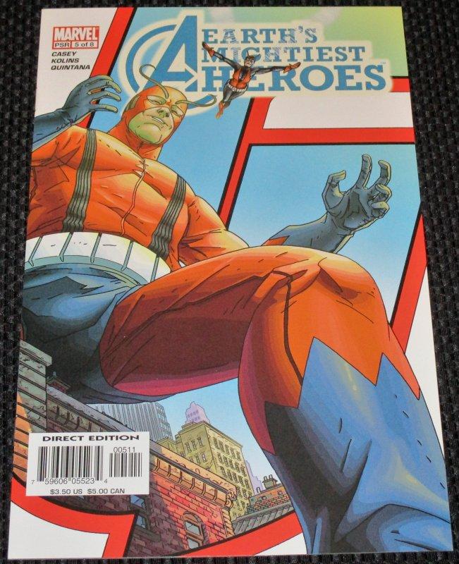 Avengers: Earth's Mightiest Heroes #5 (2005)