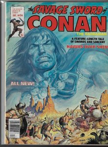 Savage Sword of Conan #36 (Marvel, 1978)