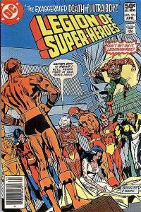 Legion of Super-Heroes (1980 series) #274, VF+ (Stock photo)