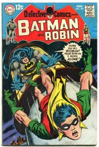 Detective #381 1968-DC Comics-Silver Age-Batman-Robin-GOOD+