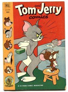 Tom and Jerry Comics #100 1952- Golden Age VG