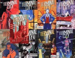 TERMINAL CITY  (1996 VERTIGO) 1-9 Dean Motter COMPLETE!