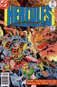 Hercules Unbound #11 FN; DC | save on shipping - details inside