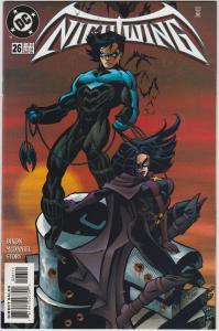 5 Nightwing DC Comic Books # 26 27 28 29 30 Superman Spoiler Robin Batman KS1