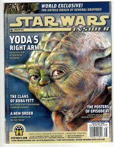 Lot of 10 Star Wars Insider IDG Comic Books #86 85 84 83 82 81 80 79 78 77 J394