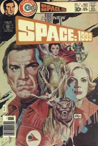Space: 1999 #7 VG; Charlton | low grade comic - save on shipping - details insid
