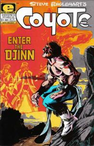 Coyote #3 VF/NM; Epic | save on shipping - details inside