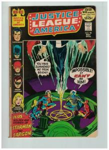JUSTICE LEAGUE OF AMERICA 98 F  MINUS May 1972