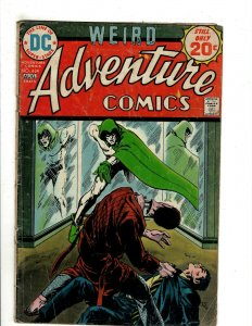 12 DC Comics Adventure Comics 434 447 Amethyst 1 Animal Man 40 Aquaman 1 + RB17