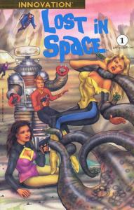 LOST IN SPACE (1998 DH) 1-3