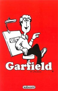 GARFIELD #3 VARIANT JON FIRST APPEARANCE COVER NM.