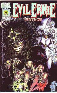 Evil Ernie Revenge #1 (Oct-94) VF/NM High-Grade Lady Death