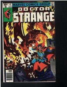 Doctor Strange #42 (Marvel, 1980)