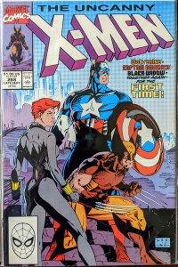 The Uncanny X-Men #268 (1990) NM+