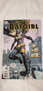 Batgirl #4 - NM - 3rd Series - Phil Noto Cover