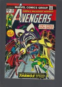 The Avengers #125 (1974)