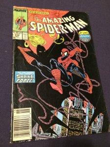 Amazing Spider-Man #310 FN (1988) Marvel Comics Shrike Force Mark Jeweler Insert