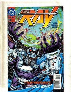 Lot of 12 The Ray DC Comics #13 14 15 16 17 18 19 20 21 22 23 24 GK23