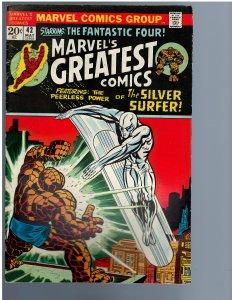 Marvel's Greatest Comics #42 (1973)