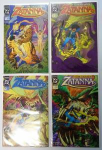 Zatanna (1st Series) Set:#1-4, 8.0/VF (1993)