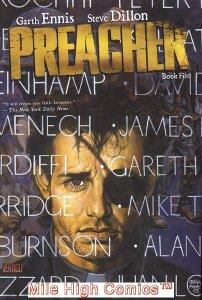 PREACHER HC (2009 Series) #5 Near Mint