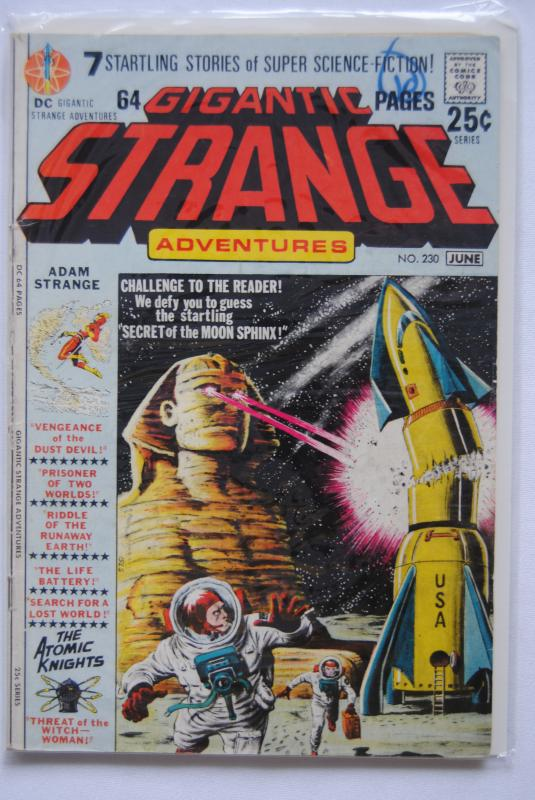 Gigantic Strange Adventures 230