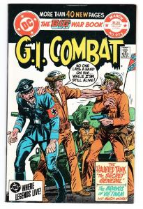 G.I. COMBAT #275 1984-DC-THE HAUNTED TANK-JOE KUBERT COVER--vf/nm