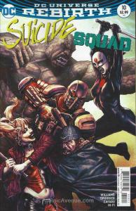 Suicide Squad (4th Series) #10A VF/NM; DC | save on shipping - details inside