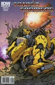 Transformers (IDW, 2nd Series), The #9A VF/NM; IDW | save on shipping - details